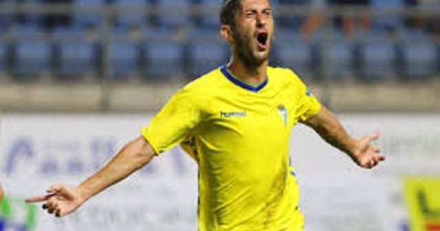 Fran Machado, nuevo jugador del Recreativo de Huelva.
