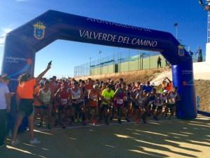 Media Maraton de Valverde del Camino.