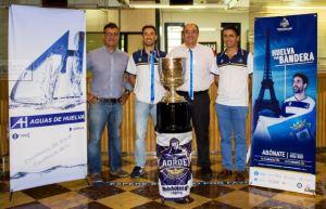 Copa de la División de Honor de Bádminton lograda por el IES La Orden.