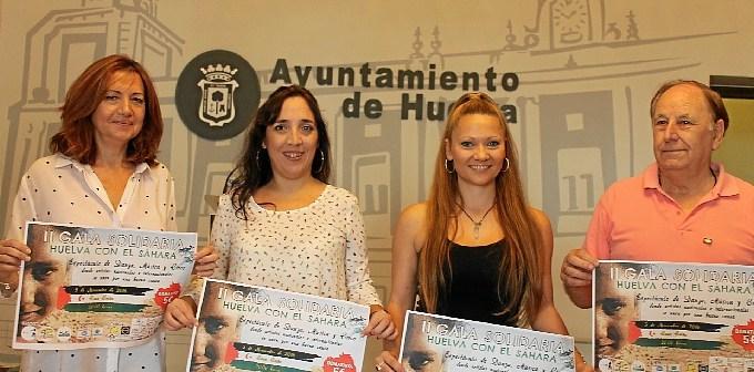 RP Gala Solidaria Huelva con Sahara