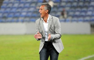 Alejandro Ceballos, ex técnico del Recreativo de Huelva.