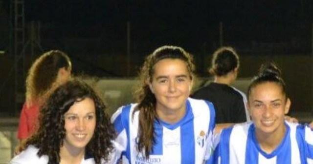 Alicia Redondo, nueva canterana en subir al primer equipo del Cajasol Sporting.