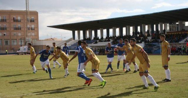 UD Melilla-Recreativo de Huelva.