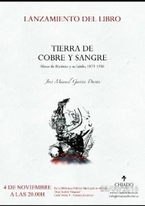 'Tierra de cobre y sangre'