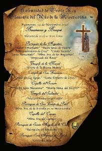 clausura misericordia ayamonte