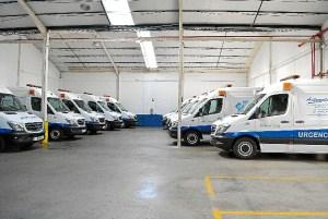 renueva flota el consorcio transporte sanitario huelva (1)