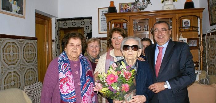 Afiliada mayor Huelva