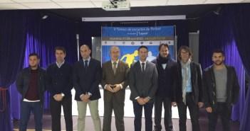 Presentación del V Mundialito de fútbol 7 de la Fundación Cajasol.