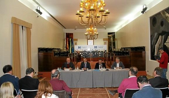 Plenario del Patronato de Turismo de Huelva