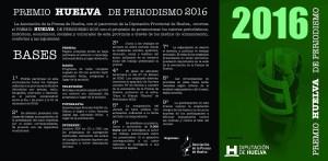 Premio Huelva de Periodismo 2