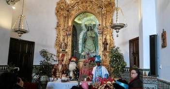 Reyes Magos en Rociana del Condado