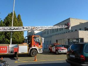 bomberos complejo hospitalario