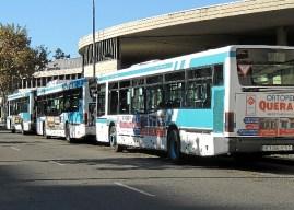 Emtusa adapta la expedición de billetes al Consorcio de Transportes
