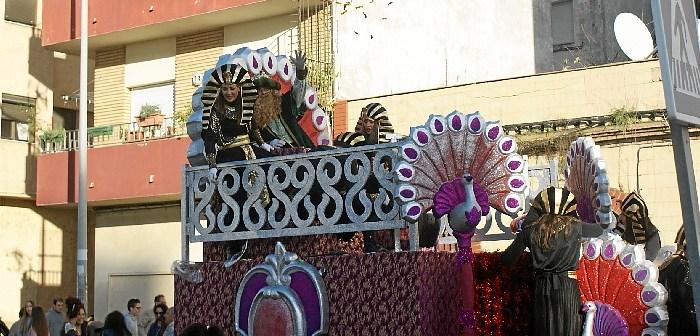 Cabalgata Reyes Magos en Huelva (6)