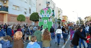 Cabalgata de Reyes de San Juan del Puerto.JPG
