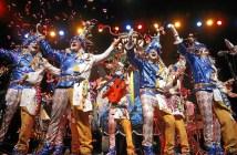 Concurso agrupaciones Carnaval Isla Cristina