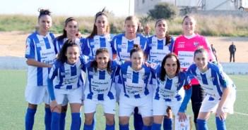 Alineación del Fundación Cajasol Sporting.