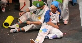 Imagen de archivo de Los Maquilladores. (Blas Miguel Hernández)
