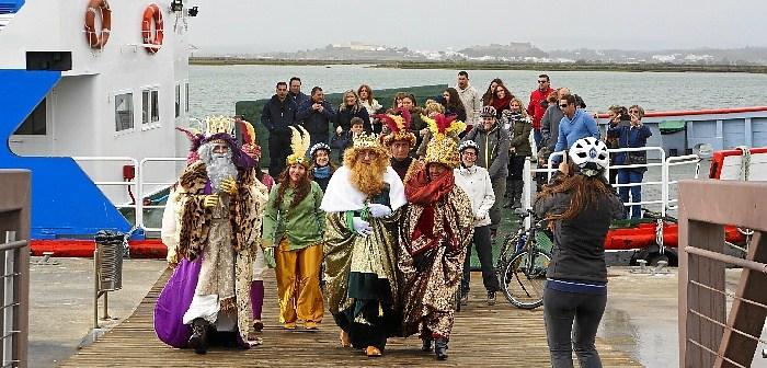 Reyes Magos Ayamonte