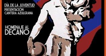 Cartel del Extremadura-Recreativo de Huelva.