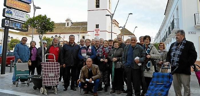 170210 Viaje Pensionistas San Juan Sierra de Huelva