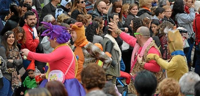 Cabalgata Carnaval Huelva5