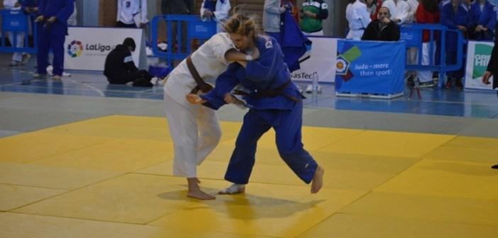 Torneo de judo en Punta Umbría.
