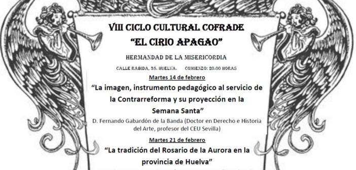 Nuevo ciclo de El Cirio Apagao de la Hermandad de Misericordia de Huelva