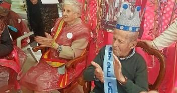 Reyes carnaval abuelos Ayamonte