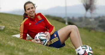 Silvia Mérida, nueva jugadora del Cajasol Sporting.