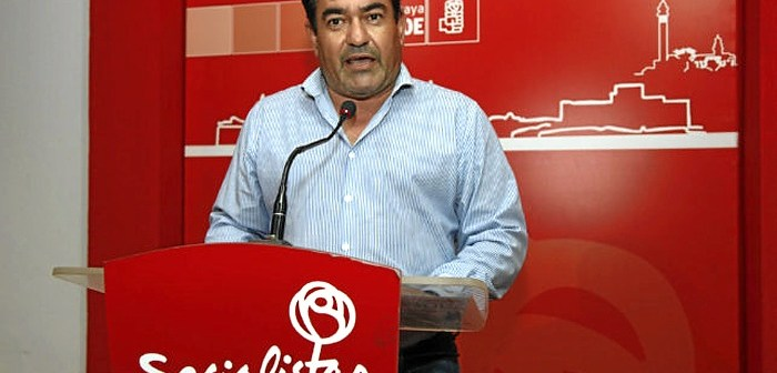 ANTONIO ESCUDERO-PSOE CARTAYA
