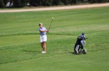 Torneo de golf femenino.