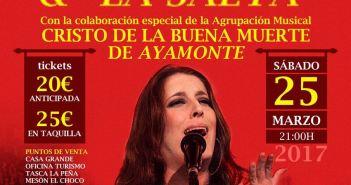 Concierto de Argentina en Ayamonte