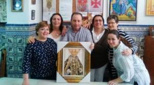 Convivencia costaleros de la Virgen de los Dolores de la Hermandad de La Merced (3)