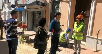 Dia de la Mujer en Valverde
