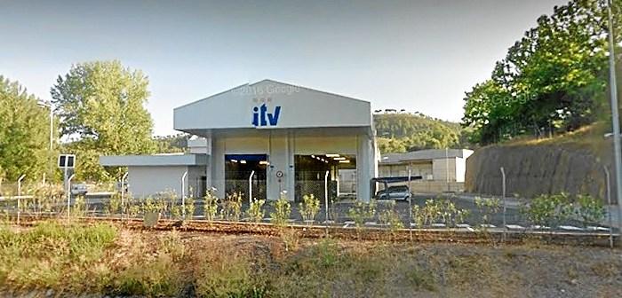 Estación ITV Galaroza.