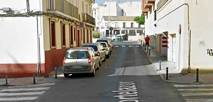 calle Cortelazor Huelva