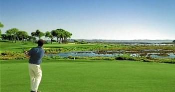 golf Islantilla