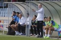 Antonio Toledo, técnico del Cajasol Sporting.