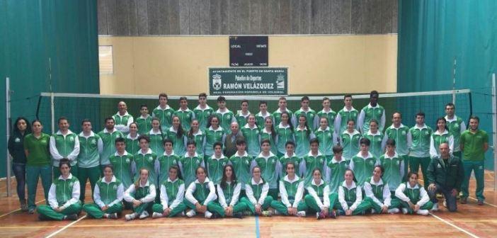 Campeonato de Selecciones de Voleibol.