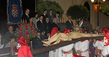 Cristo de la Sangre Moguer