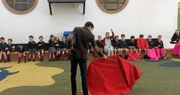 David de Miranda en el colegio de las Agustinas de Huelva (5)
