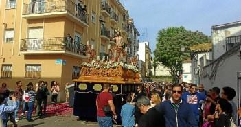 El Resucitado en Huelva (1)