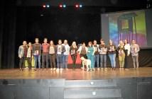 Foto de familia premios Juventud