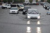 Inundaciones en Huelva a causa de las fuertes lluvias (3)