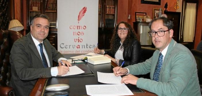 Reescribir el Quijote en La Palma del Condado (5)