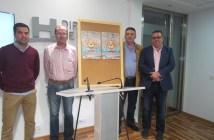 Presentación del Campus deportivo 'Huelva Siente'