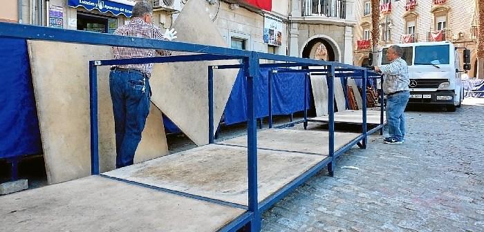 destrozos palcos Huelva