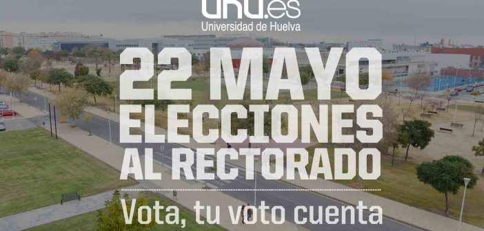Elecciones rectorado