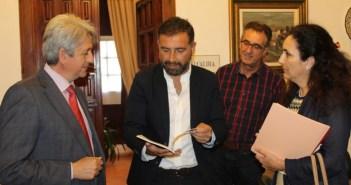 Convenio entre la Fundación Cepsa y el Ayuntamiento de Moguer.